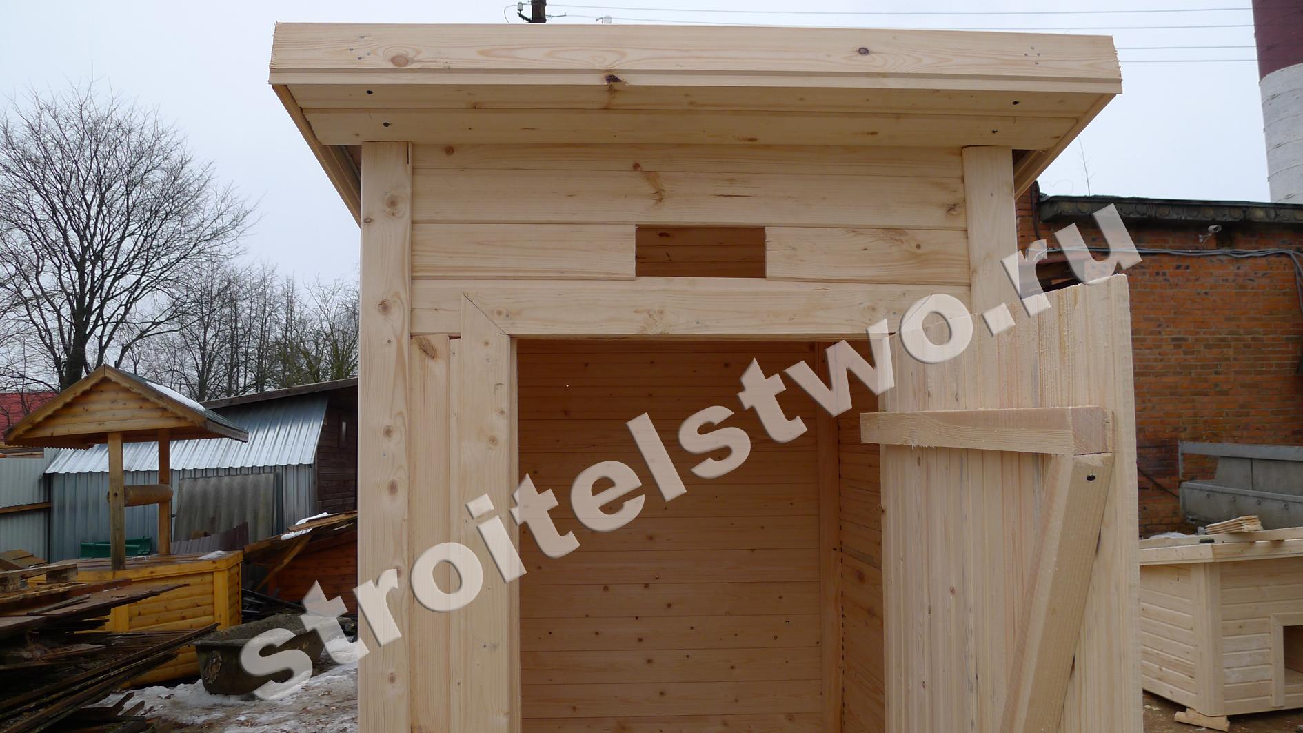 Крыша дачного туалета своими руками 425